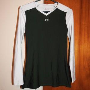 Under Armour Long Sleeve Compression Shirt Medium